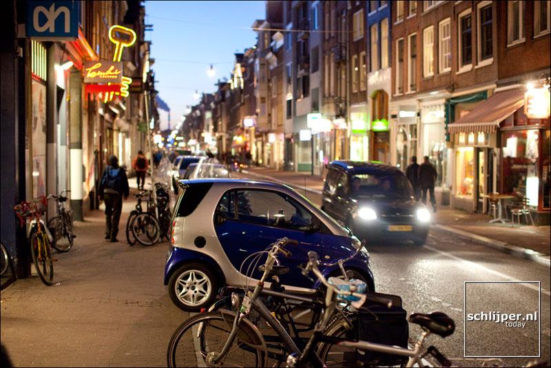 Nederland, Amsterdam, 22 maart 2011