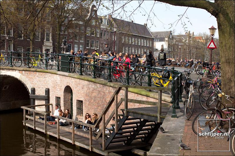 Nederland, Amsterdam, 25 maart 2011