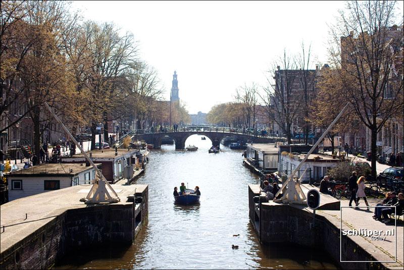 Nederland, Amsterdam, 27 maart 2011