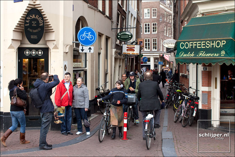 Nederland, Amsterdam, 1 april 2011