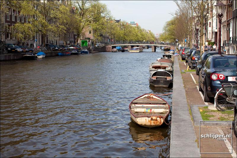Nederland, Amsterdam, 2 april 2011