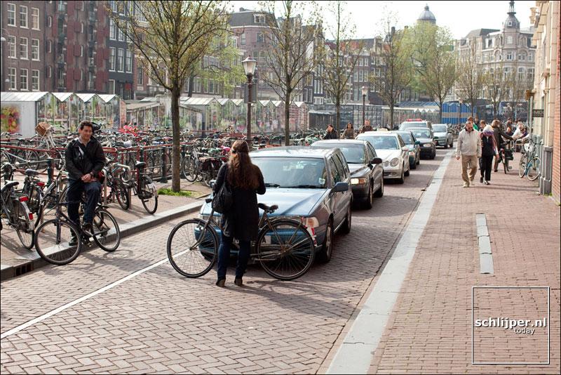 Nederland, Amsterdam, 3 april 2011