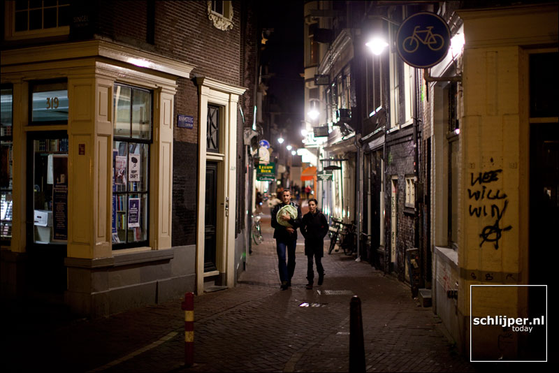Nederland, Amsterdam, 4 april 2011