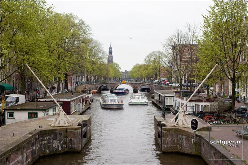 Nederland, Amsterdam, 5 april 2011