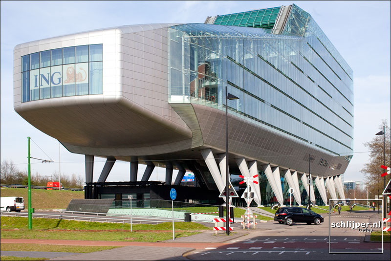Nederland, Amsterdam, 6 april 2011
