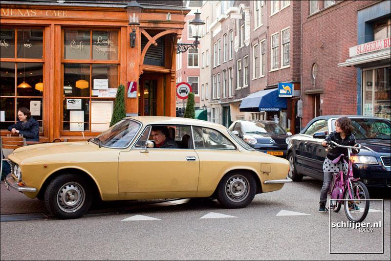 Nederland, Amsterdam, 7 april 2011