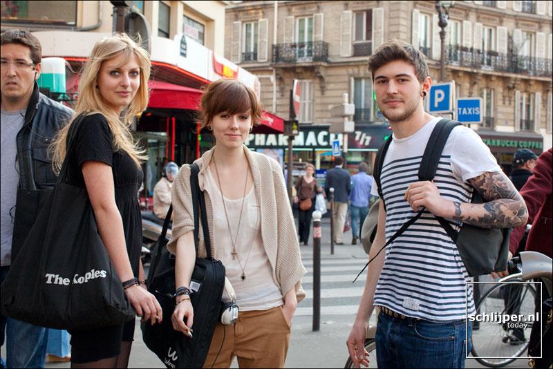 Frankrijk, Parijs, 8 april 2011