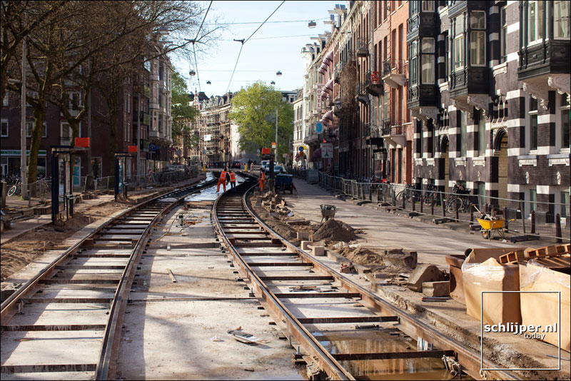 Nederland, Amsterdam, 13 april 2011