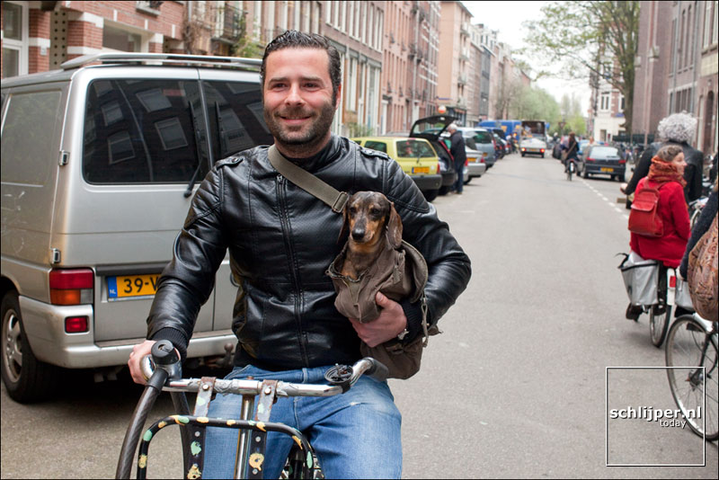 Nederland, Amsterdam, 14 april 2011