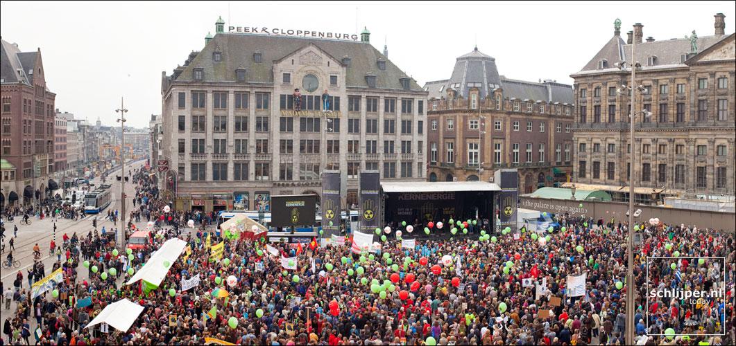 Nederland, Amsterdam, 16 april 2011