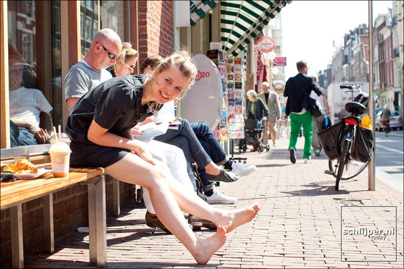 Nederland, Amsterdam, 19 april 2011