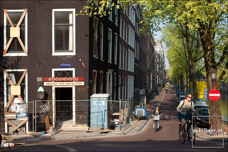 Nederland, Amsterdam, 20 april 2011