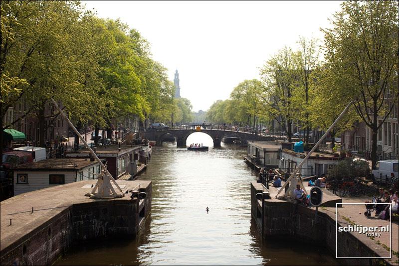 Nederland, Amsterdam, 21 april 2011