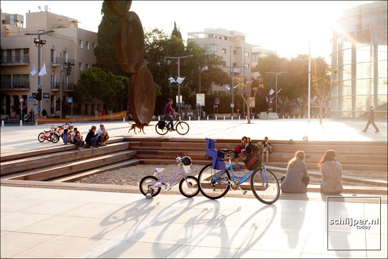 Israel, Tel Aviv, 24 april 2011