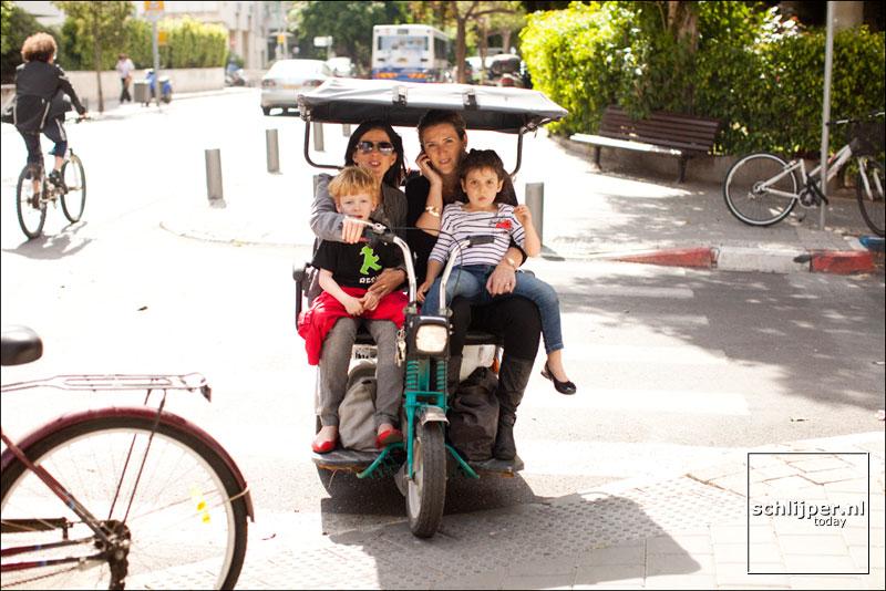 Israel, Tel Aviv, 26 april 2011