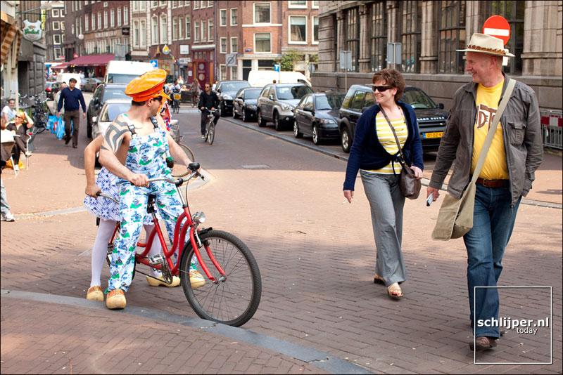 Nederland, Amsterdam, 29 april 2011