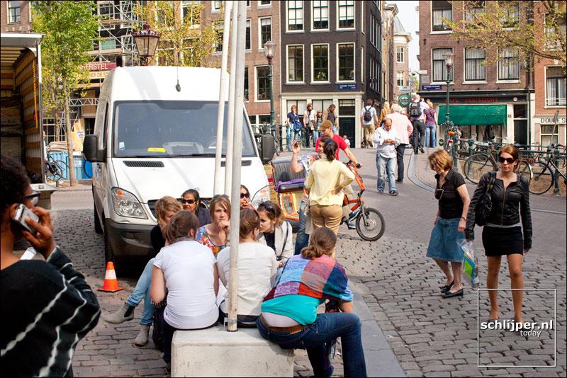 Nederland, Amsterdam, 6 mei 2011