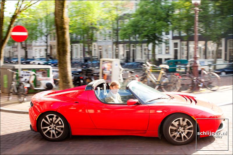Nederland, Amsterdam, 12 mei 2011