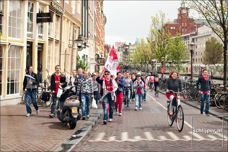 Nederland, Amsterdam, 15 mei 2011