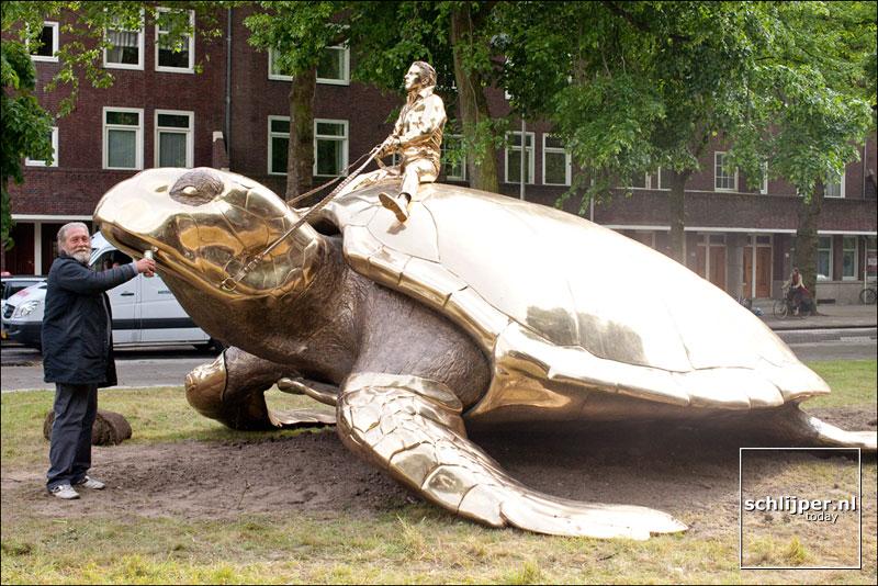 Nederland, Amsterdam, 17 mei 2011