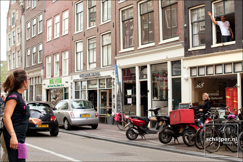 Nederland, Amsterdam, 22 mei 2011