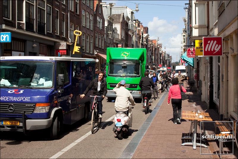 Nederland, Amsterdam, 24 mei 2011