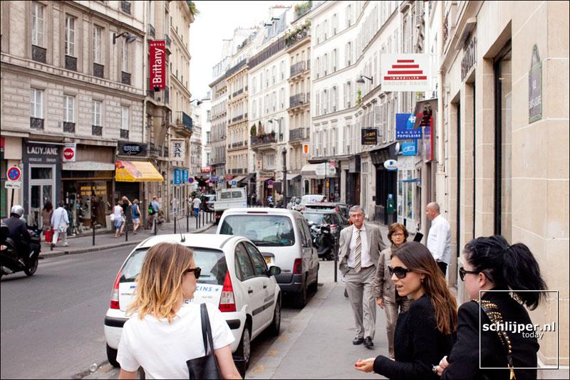 Frankrijk, Parijs, 30 mei 2011
