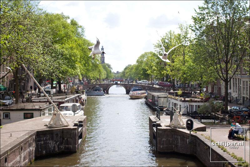 Nederland, Amsterdam, 31 mei 2011
