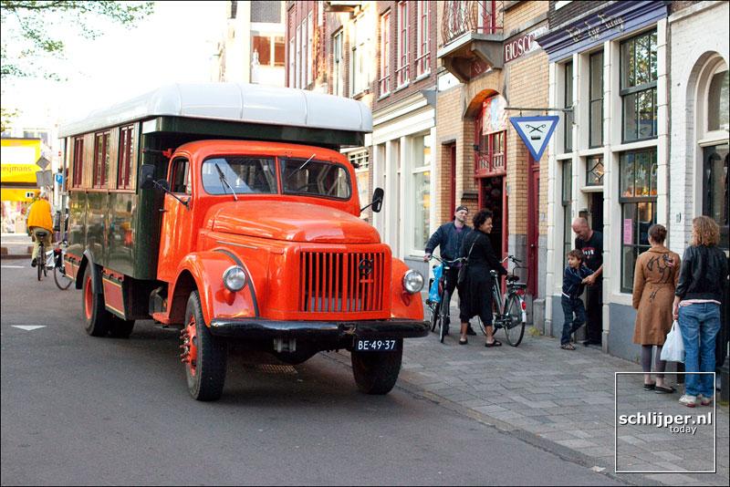 Nederland, Amsterdam, 1 juni 2011