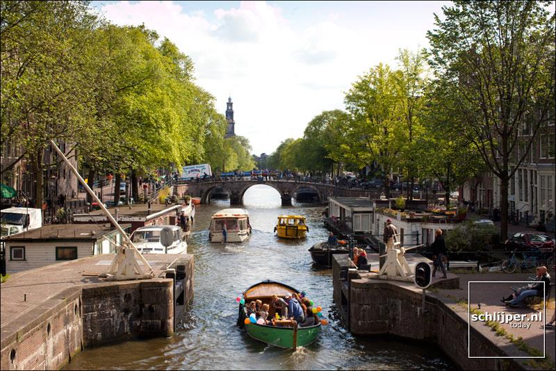 Nederland, Amsterdam, 11 juni 2011