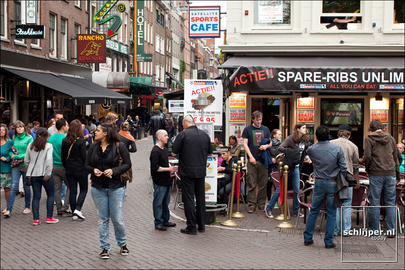Nederland, Amsterdam, 12 juni 2011