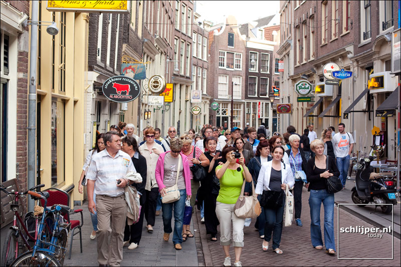 Nederland, Amsterdam, 14 juni 2011
