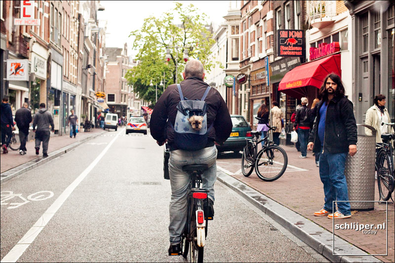 Nederland, Amsterdam, 16 juni 2011