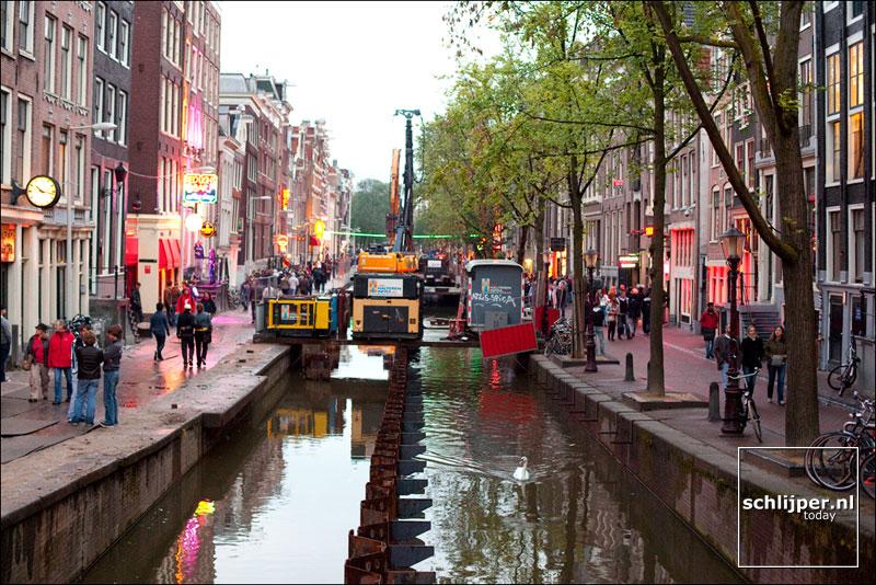 Nederland, Amsterdam, 19 juni 2011