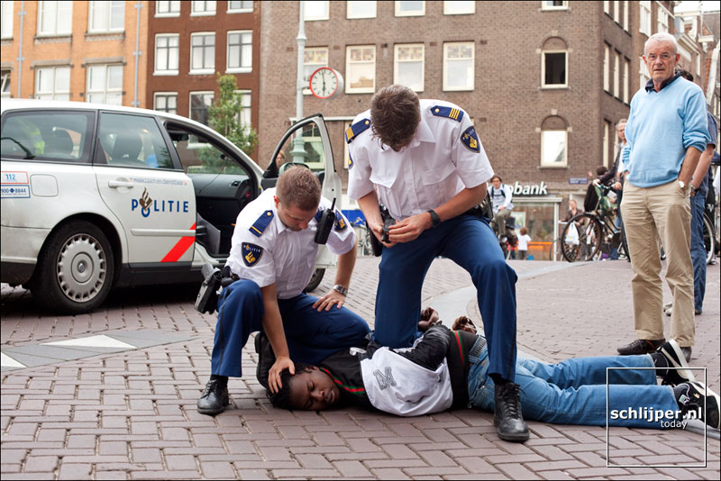 Nederland, Amsterdam, 20 juni 2011