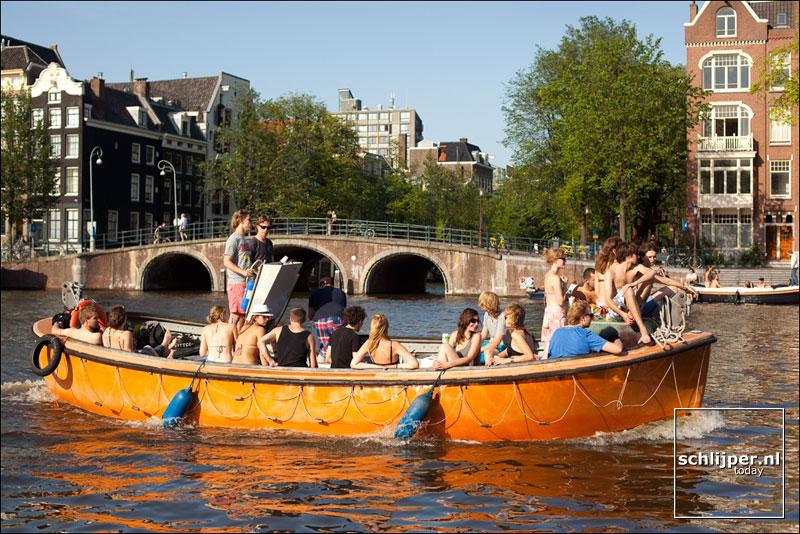 Nederland, Amsterdam, 27 juni 2011