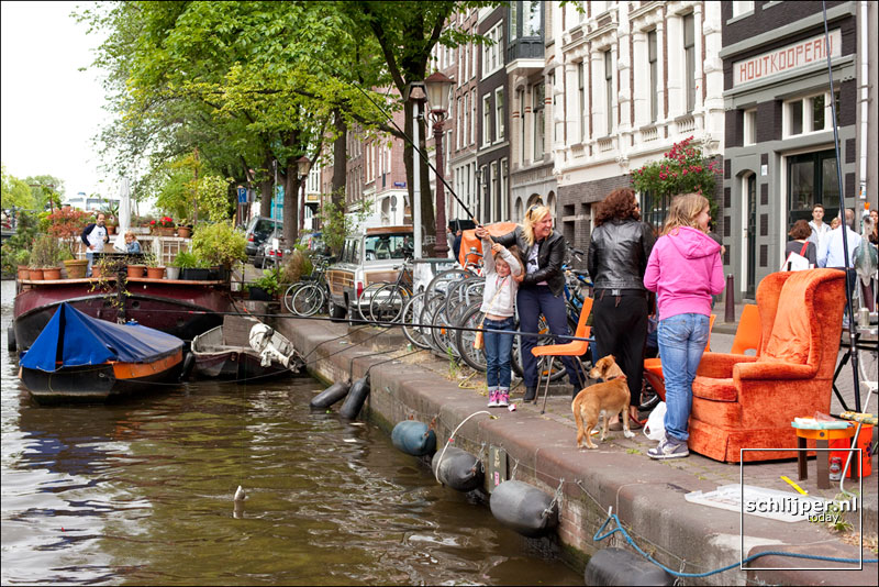Nederland, Amsterdam, 2 juli 2011