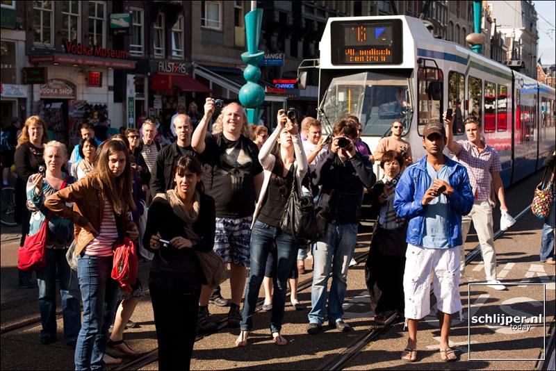 Nederland, Amsterdam, 3 juli 2011