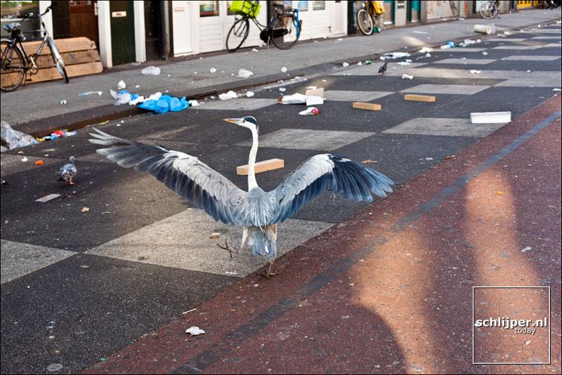 Nederland, Amsterdam, 4 juli 2011