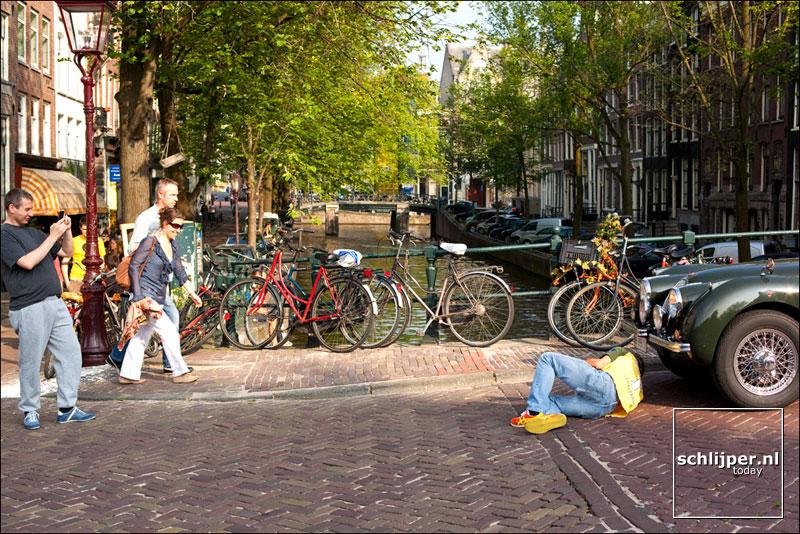 Nederland, Amsterdam, 5 juli 2011