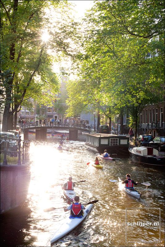 Nederland, Amsterdam, 6 juli 2011