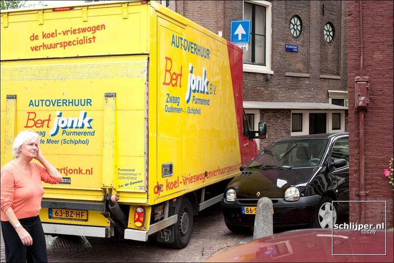 Nederland, Amsterdam, 14 juli 2011