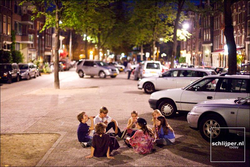 Nederland, Amsterdam, 15 juli 2011