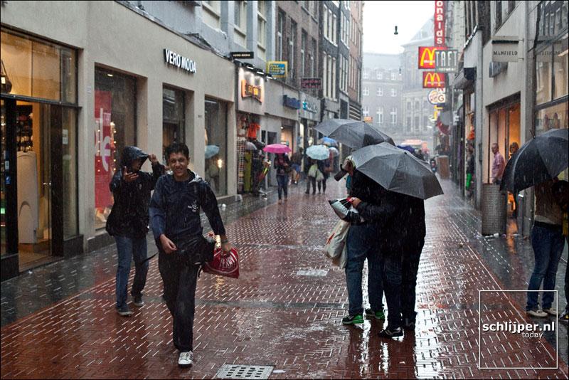 Nederland, Amsterdam, 20 juli 2011