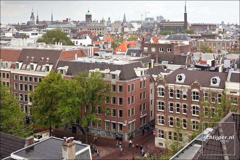 Nederland, Amsterdam, 21 juli 2011