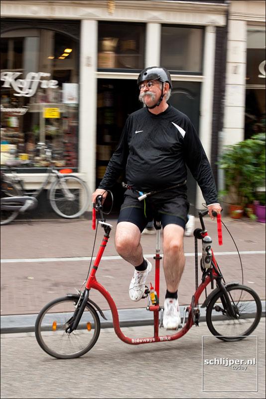 Nederland, Amsterdam, 22 juli 2011