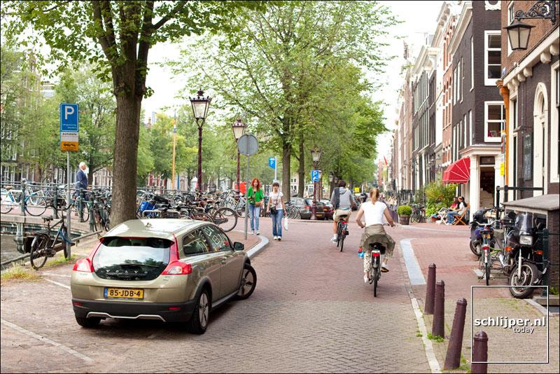Nederland, Amsterdam, 28 juli 2011