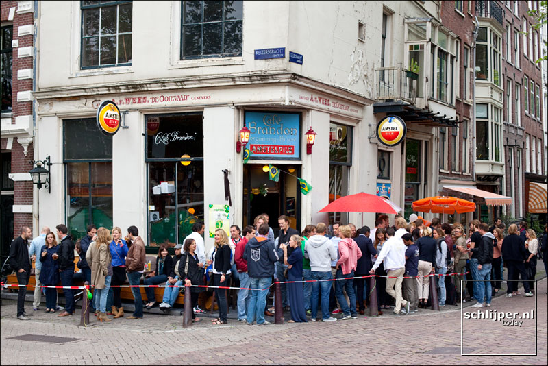 Nederland, Amsterdam, 29 juli 2011