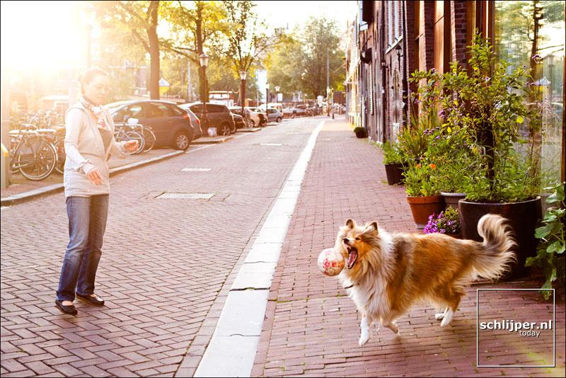Nederland, Amsterdam, 31 juli 2011