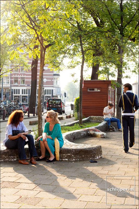 Nederland, Amsterdam, 1 augustus 2011